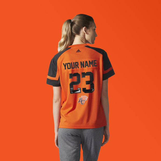 adidas Women's Home Custom Jersey