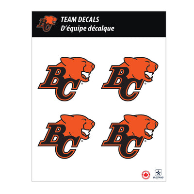 "5"" x 7"" Team Decal Set"