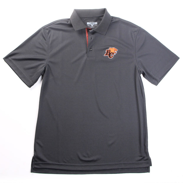 Levelwear Omaha Polo- Grey