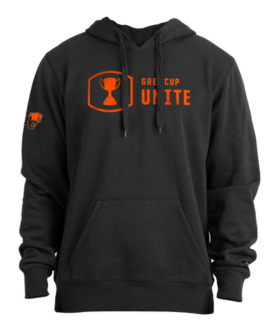 Grey Cup Unite- NE Men's Pullover Hoody- BC Lions