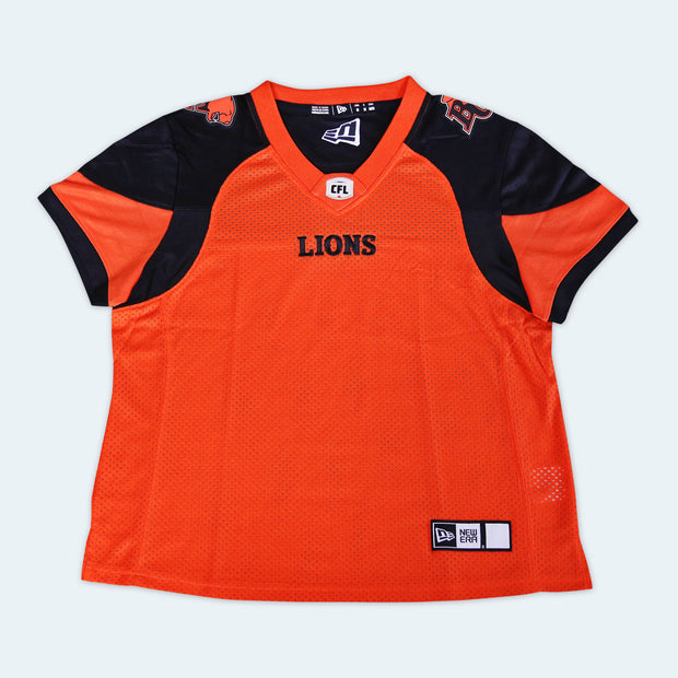 NE Women's BC Lions Replica Jersey- Home