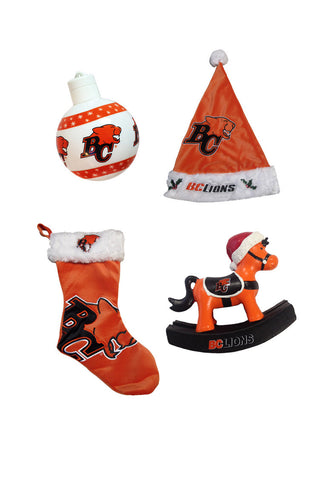 BC Lions Christmas Package
