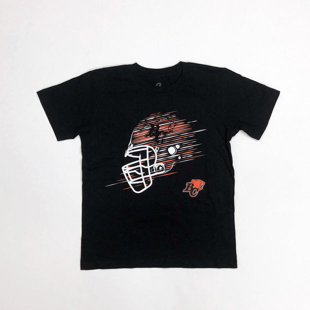 Bulletin Y Faded Helmet Tee