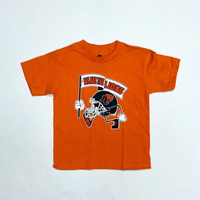 Bulletin K Marching Helmet Tee