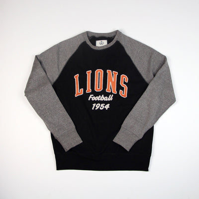 Campus Crew Raglan Crew Neck Fleece