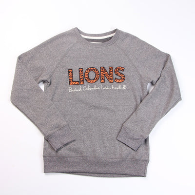 Campus Crew W Crew Neck Fleece