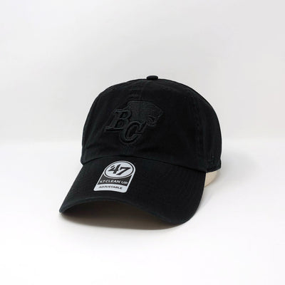 '47 Brand Clean Up Tonal Hat- Black