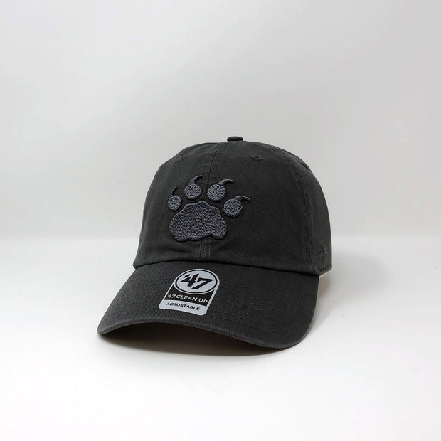 '47 Brand Clean Up Tonal Hat- Charcoal