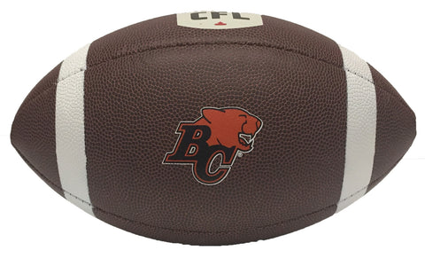 BC Lions CFL Replica Football
