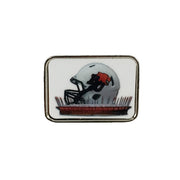 Helmet Stadium Pin