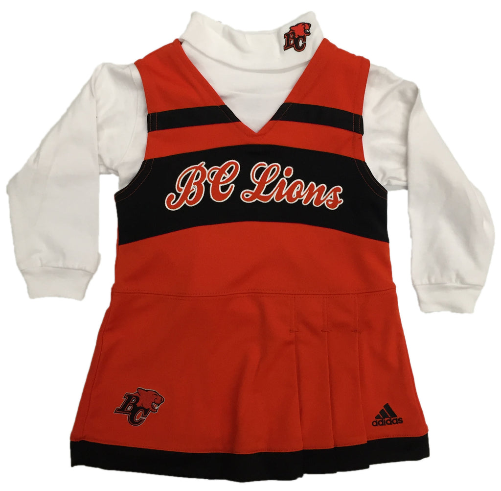 adidas Toddler Cheer Jumper Turtleneck