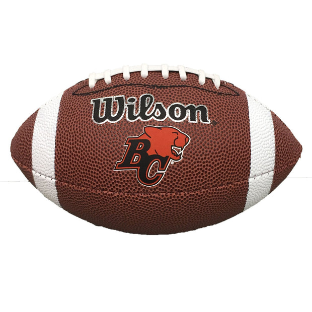 Wilson BC Lions Mini Replica Football