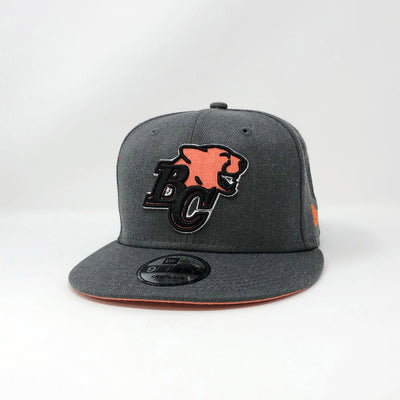 NE 9Fifty Heather Hype Snapback Hat