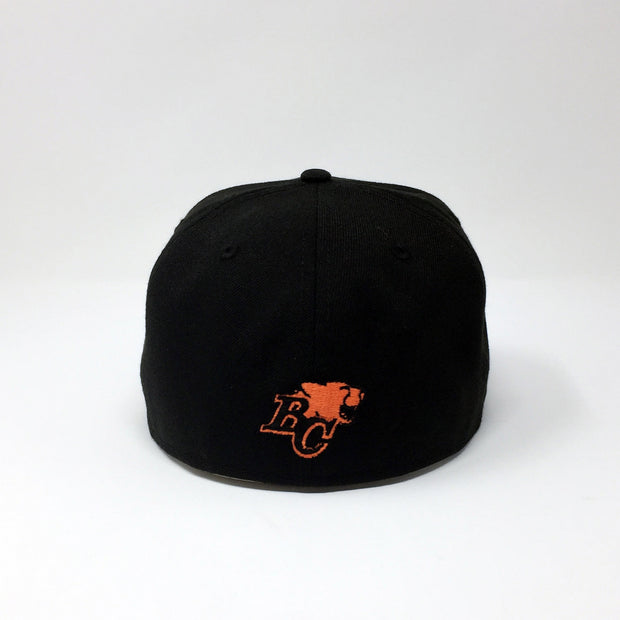NE 59Fifty BC Monogram Fitted Hat