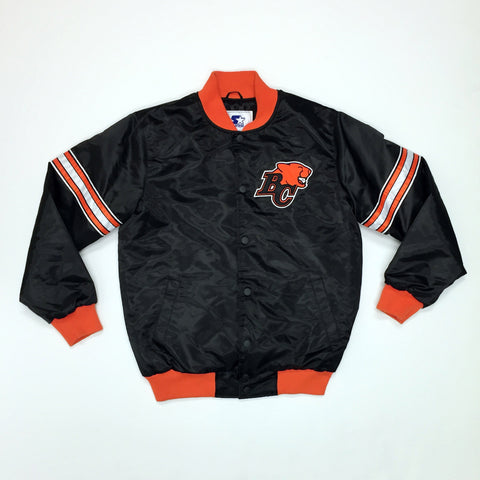 Starter Black Enforcer Throwback Jacket