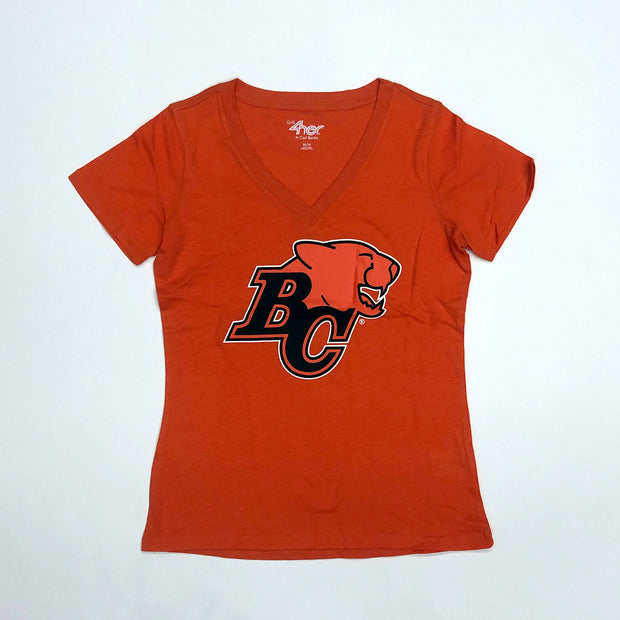 Starter W Game Day Tee- Orange
