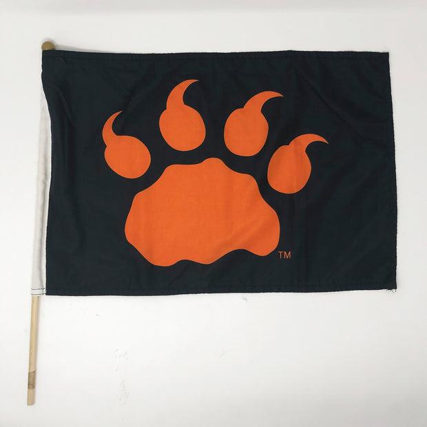 Stick Flag- Black