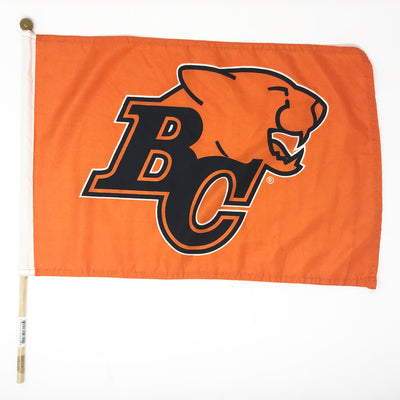 Stick Flag- Orange