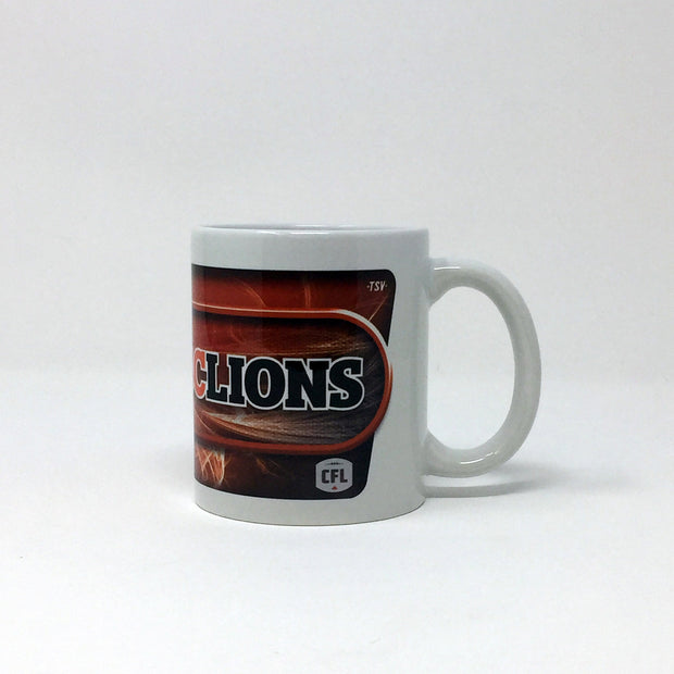 Sublimated Coffee Mug