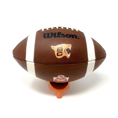 Wilson BC Lions Turf Tradition Football