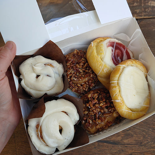 Mini Breakfast Box