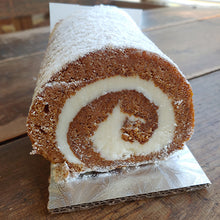 Load image into Gallery viewer, Whole Plain Pumpkin Roll