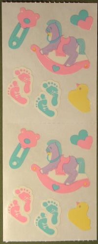 Baby Things Stickers by Creative Memories