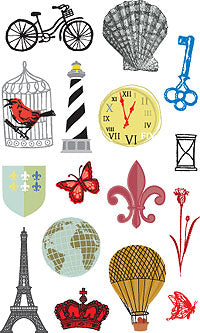 Icons Stickers by Mrs. Grossman's