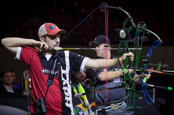 Team USA Dominates Indoor Archery World Cup Podium