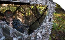 When, Where And How To Employ A Ground Blind