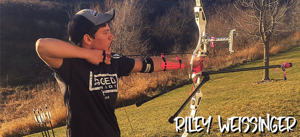 Riley Weissinger Archery Squad Pro Staff