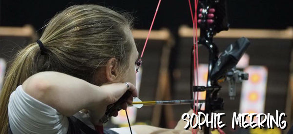 Sophie Meering Archery Squad Pro Staff