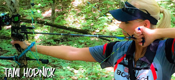 Tami Hornick Archery Squad Pro Staff