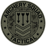 Archery Squad Tactical Decal
