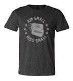Aim Small Miss Small Dog Tag Tees