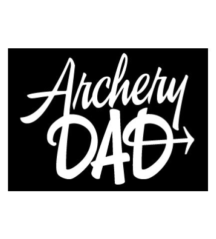 Archery Grandparent Decal