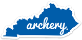 Kentucky Archery Decal