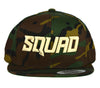 SQUAD On Point Flatbill - Camo