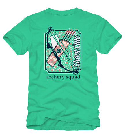 Shoot Cute Archery T-Shirt