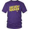 Archery Squad Military Dog Tags Tee