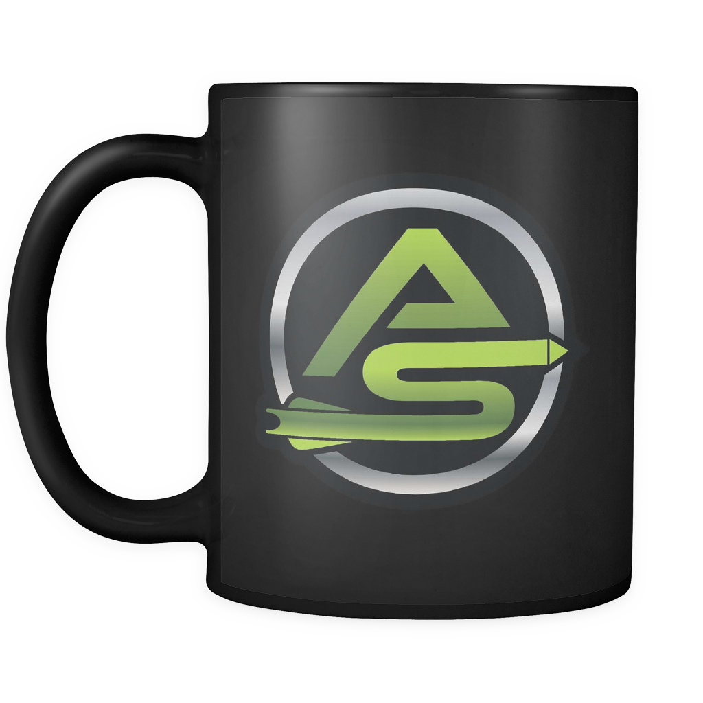 11oz Coffee Mug - Archery Squad