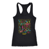 Shoot Straight and Look Good Racerback Tank