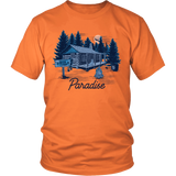 Bowhunter's Paradise Orange Tee