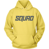 On Point Yellow Hoodie