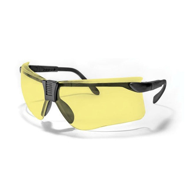 5cae59a6d72 Deben Safety Shooting Glasses Yellow - Morgans Gunroom