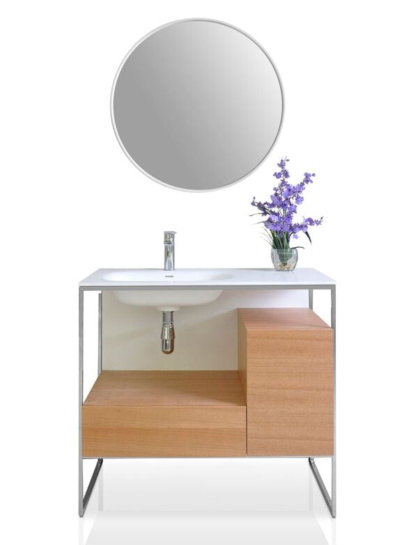 Tory Collection Bath Vanity with Mirror