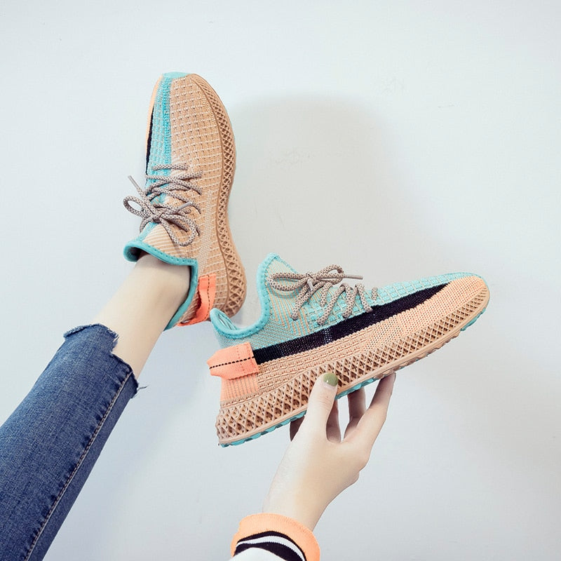 Women Sneakers Vulcanized Shoes