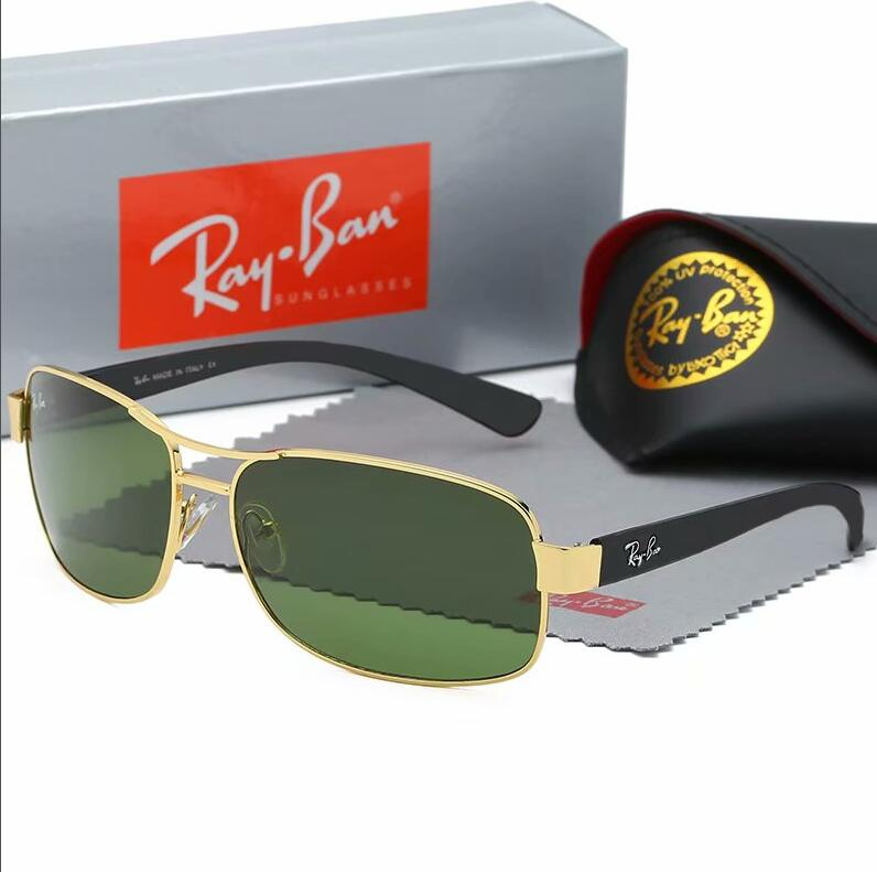 Rayban Original Pilot Sunglasses UV Protection
