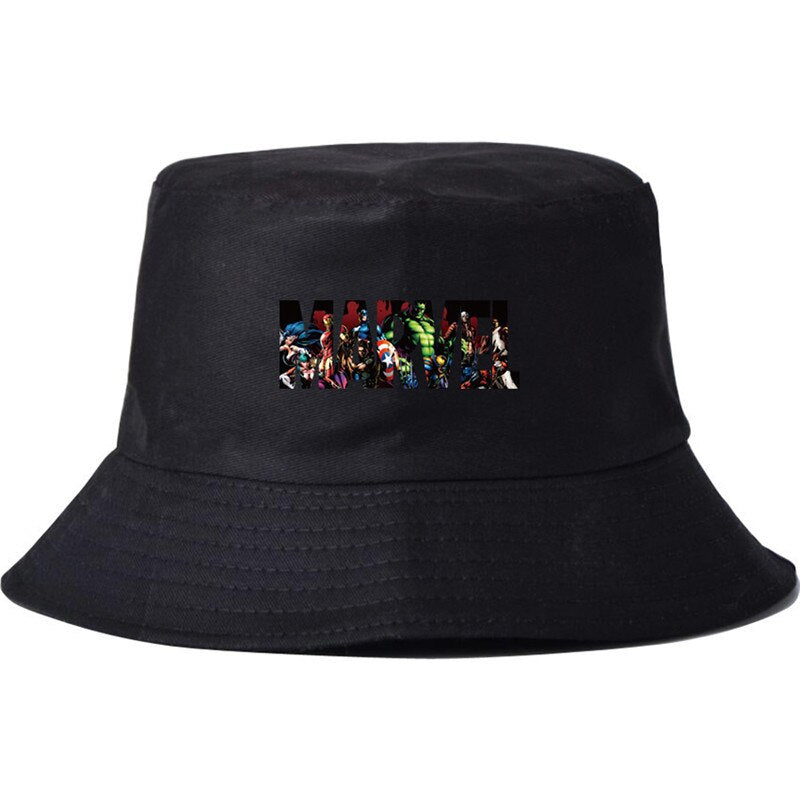 Summer Marvel Sunshade Cap unisex.