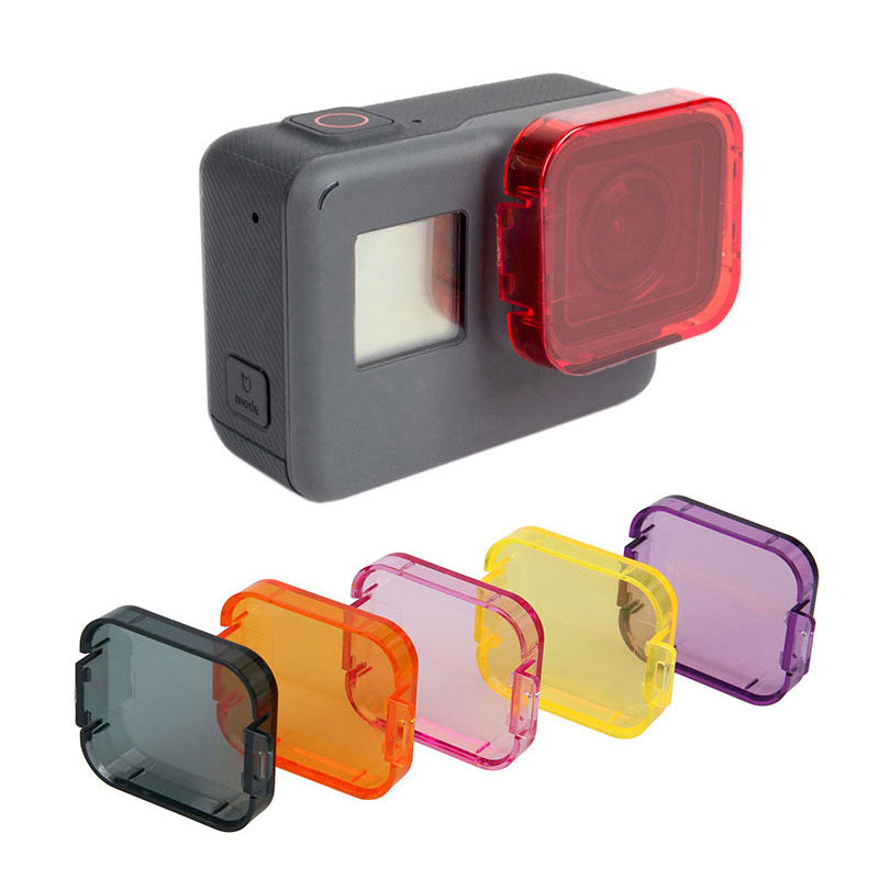 Filters for GoPro  6 Color Hero 5 6 7